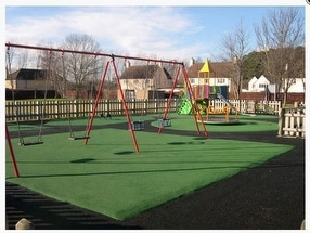 Safety Grass Mats by Nationwide Safety Surfaces Ltd