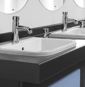 Ezee Vanity Units Supplier by Bushboard Washroom Systems Ltd