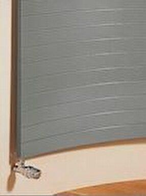 Decotherm Horizontal Flat Panel Radiator by Simply Radiators.