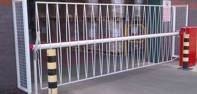 Automatic Security Barrier Systems by Expert Security Systems UK