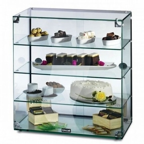 Ambient Display Cabinets by Corr Chilled UK Ltd.