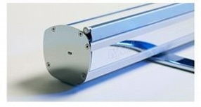 Retractable/ Roll-Up Displays by Expand International (GB) Ltd.
