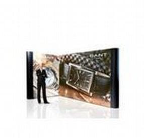 Bespoke Pop-up MediaWall Displays by Expand International (GB) Ltd.