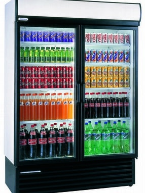 Upright Display Coolers by Corr Chilled UK Ltd.