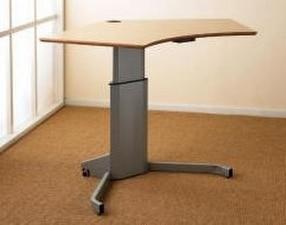 Normid Simplifile Ergo Desk by Normid Simplifile