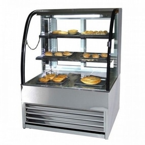 Heated Cabinets by Corr Chilled UK Ltd.