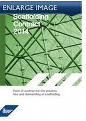 Scaffolding Contracts by Construction Industry Publications