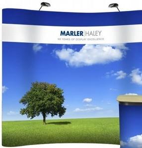 Pop-Up Displays by Marler Haley Ltd
