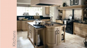 Kitchen Design and Installation by Raffles of Redhill