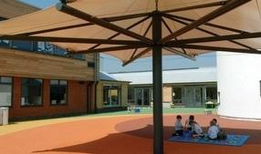Tensile Fabric Canopies by Fordingbridge Plc.