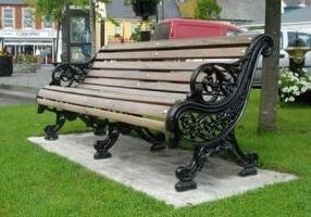 Distinctive Rotherham Seat by Furnitubes International Ltd