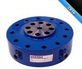 2816 Multi-Axis Flange Style Load Cell by Interface Force Measurements Ltd