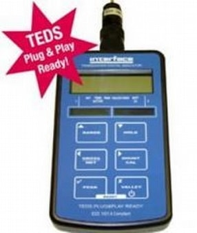 9320 TEDS Hand Held Indicator by Interface Force Measurements Ltd