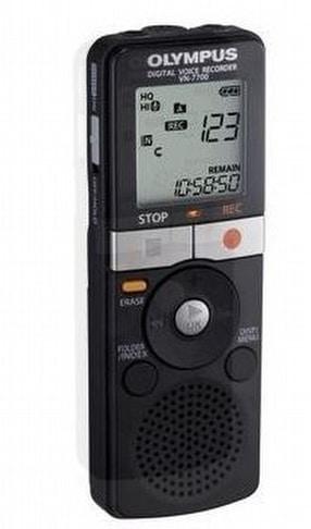 Olympus VN-7700 Digital Voice Recorder by Visualix Online Ltd