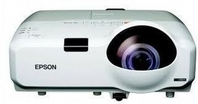 Epson EB 420 Projector by Visualix Online Ltd