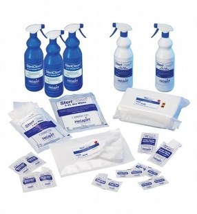 Cleaning & Disinfection by Helapet Limited