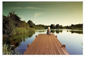 100% Recycled Plastic Decking by Goplastic Ltd