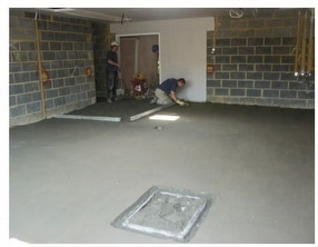 RonaScreed 4 Day Overlay Quick Drying Screed by Ronacrete Limited