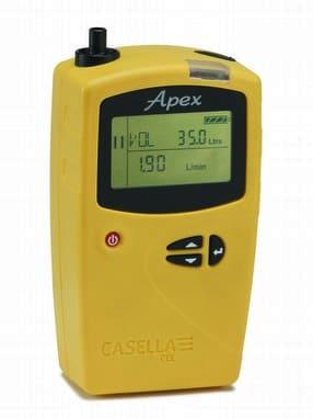 APEX Personal Dust Sampling Pump by Elite Measurement Solutions Ltd