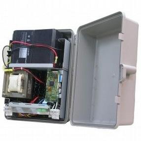 CCTV Pole Mounted AC UPS by Harland Simon UPS