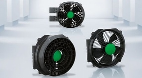 AxiCool Axial Cooling Fans by ebm-papst UK Ltd