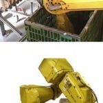 Robot Arm Pick & Place System by Pacepacker Services Ltd