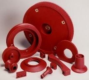 Engineering Plastics Nylacast Nylube by Nylacast Ltd