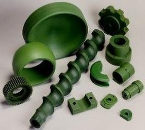 Engineering Plastics Nylacast Oilon by Nylacast Ltd