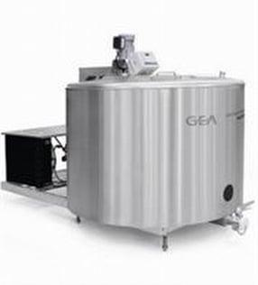 PCool-Open Type Milk Cooling Tank by GEA Farm Technologies