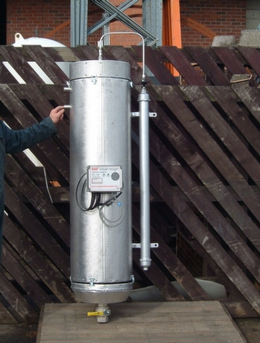 Hot Gas Filters by Caldo Consultants