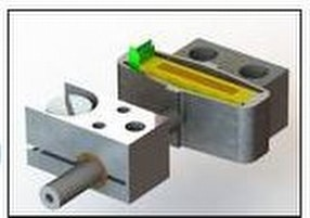 Ultrasonic Piezo Stepping Motors by Orlin Technologies Ltd.