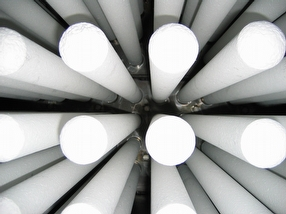 Hot Gas Filter Components by Caldo Consultants
