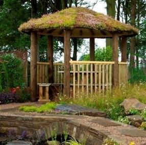 Enviromat Sedum Pitched Green Roof Kit by Harrowden Turf Ltd