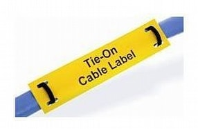 Tie-on Cable Labels by Silver Fox