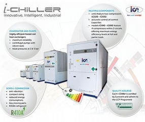 i-Chiller by ICS Cool Energy Ltd