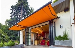 Retractable Awnings by Samson Awnings Ltd
