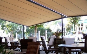 Terrace Covers by Samson Awnings Ltd