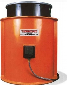 Thermosafe Induction Drum Heater by LMK Thermosafe Ltd