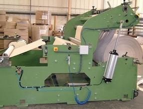 Slitter/Winder Machinery by C Perkin Ltd