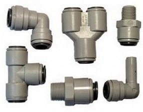 Imperial Push Fit Connectors by Allpure Filters