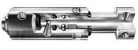 Multiport Swivel Joint by Rotaflow FV Ltd