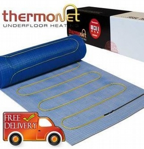 Thermonet Underfloor Heating by Pro-Direct Tiling