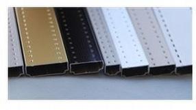 Aluminium Spacer Bars by