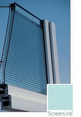 Screenline Integrated Blind Kits by