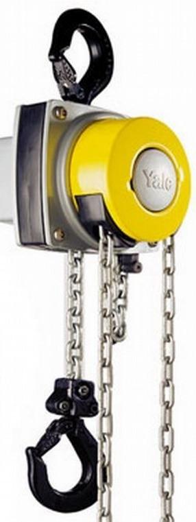 Yale Standard Lifting and Pulling Equipment by TecniLift Ltd.