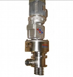 Vent Port Stuffer Vacuum by Screwtech Engineering