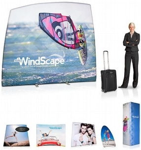WindScape® Air-Powered Event Displays by Expand International (GB) Ltd.
