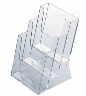 Leaflet Dispensers by Park Lane Displays