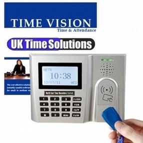 Time Vision & ProTime Time & Attendance Recorders by North East Time Recorders Ltd.