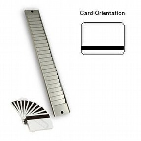Clocking Card Racks by North East Time Recorders Ltd.
